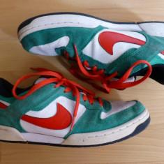 Adidasi barbati - Adidasi Nike Renzo 2, piele naturala; marime 42.5 (27 cm talpic interior)