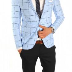 Sacou tip Zara Man - sacou barbati - sacou casual elegant- cod 6198, Marime: 44, 46, 48, Culoare: Din imagine