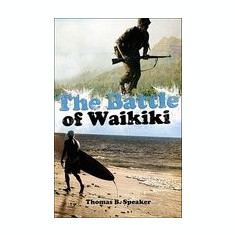 The Battle of Waikiki - Carte Literatura Engleza