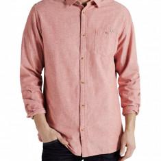 Camasa 100% bumbac - Jack & Jones - art 12103897 roz, slim fit - Camasa barbati, Marime: M, L, XL, Culoare: Rosu