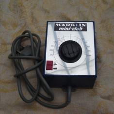 Alimentator trenulet electric Marklin Mini-club mare