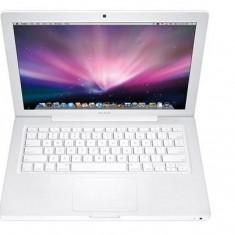 Laptop second hand Apple MacBook A1181 T8100 2.1GHz 2GB DDR2 120GB Sata DVD Intel GMA X3100 13.3inch Webcam, 13 inches