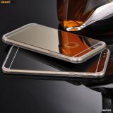 Husa Slim Lux Oglinda iPhone 6 - 6S - 6PLUS (argintiu,auriu,rose si negru)