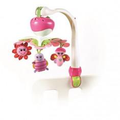 Tiny Love - Carusel Muzical Portabil 3 In 1 Ia-Ma Cu Tine - Mica Printesa - Jucarie interactiva