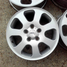 JANTE RONDELL 15 5X112 VW AUDI SKODA SEAT MERCEDES - Janta aliaj, 6, 5, Numar prezoane: 5