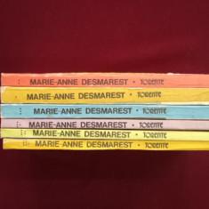Roman dragoste - Marie-Anne Desmarest - Torente - 535765