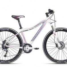 Bicicleta dama CTM Charisma 4.0, 2016, cadru 18