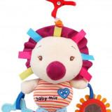 Plus Minnie si Mickey Baby Mix - Jucarie muzicala din plus Hedgehog
