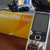 NOKIA 6700 Argintiu RECONDITIONATE