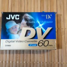 Caseta Video JVC DVM60, Mini DV
