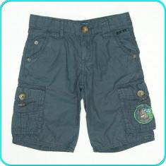Haine Copii 4 - 6 ani, Pantaloni, Baieti - Pantaloni scurti, bumbac tip doc, talie reglabila, REVIEW KIDS _ 4 - 5 ani | 110