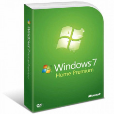 Windows 7 Home Premium - in limba Romana sau Engleza - Sistem de operare