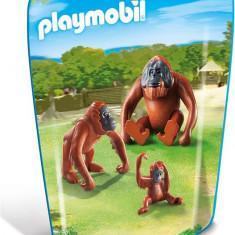 Familie De Urangutani - Figurina Animale Playmobil