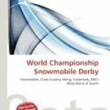 World Championship Snowmobile Derby