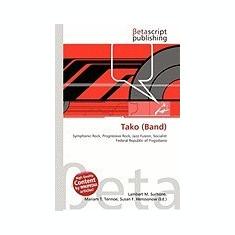 Tako (Band) - Carte Literatura Engleza