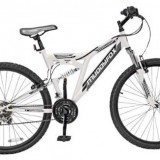 Bicicleta Mountain Bike DHS Muddyfox Hypersonic 2.0 26 Inc ALB