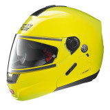 NOLAN FLIP-UP - N91 EVO HI-VISIBILITY N-COM - FLUO YELLOW 022 M (GAMA 2016) - STOC RO - Casca moto