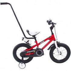 Bicicleta Freestyle Bmx 14 - Sun Baby - Rosu - Bicicleta copii