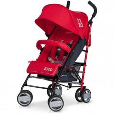 Caruciorul Sport Ezzo - Euro-Cart - Scarlet - Carucior copii Sport