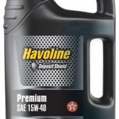 Ulei TEXACO HAVOLINE PREMIUM 15W40 5L - Ulei motor
