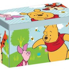 Cutie Pentru Depozitare Jucarii Disney Winnie The Pooh - Set mobila copii