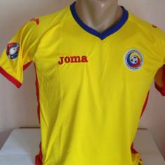 SET ECHIPAMENT ROMANIA ACASA EURO 2016 5-15ANI(116, 128, 140, 152, 164, 176) - Set echipament fotbal, Marime: Marime universala