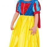 Costum copii - Costum Pentru Serbare Alba Ca Zapada 104 Cm