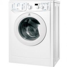 Masini de spalat rufe - INDESIT Masina de spalat automata Indesit IWSD61051CECO, 1000rpm, capacitate 6 kg, clasa A+, 16 programe, afi