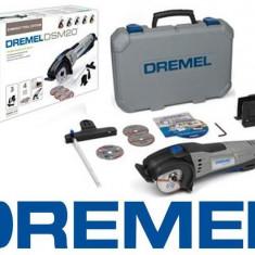 Dremel Ferastrau compact Dremel DSM20 Saw-Max Mini (DSM20-3/4) - Fierastrau circular