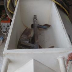 Masina de tencuit Mixer F15+Fratas