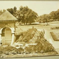 Craiova - fantana - gradina botanica - 2+1 gratis - RBK12491 - Carte Postala Oltenia dupa 1918, Circulata, Fotografie