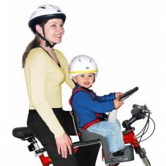Set Scaun De Bicicleta Cu Bara Suplimentara Weeride