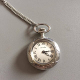Ceas de buzunar - Ceas mecanic pandantiv sau de buzunar ZentRa