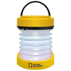 Lanterna Multifuntionala Cu Led National Geographic