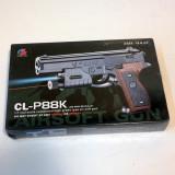 Pistol cu bile Air Soft CL-P88k