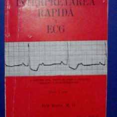Interpretarea rapida a ECG - Dale Dubin / R2P2S - Carte Cardiologie