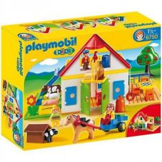 1.2.3 - Ferma Completa - Figurina Povesti Playmobil