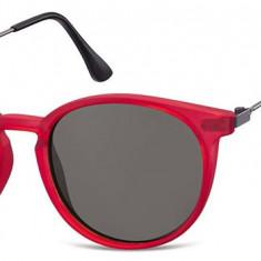 Ochelari de soare unisex Montana Eyewear S33B red / smoke lenses S33B - Ochelari de soare Polaroid