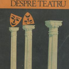 Petru Comarnescu - Scrieri despre teatru - 518955 - Carte Cinematografie