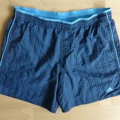 Bermude Adidas; 82 cm talie, 36 cm lungime, 14.5 cm lungime crac interior - Bermude barbati