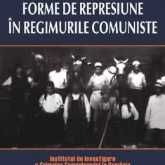 Istorie - Cosmin Budeanca - Forme de represiune in regimurile comuniste - 547562