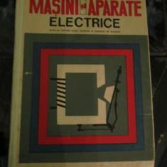 Carte tehnica - Masini si aparate electrice - Constantin Dumitrascu