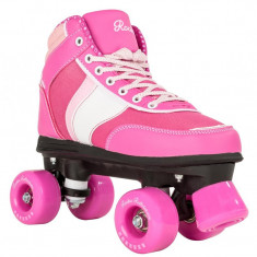 Role - Patine cu rotile Rookie Forever Pink/White