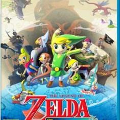 The Legend Of Zelda The Wind Waker Hd Nintendo Wii U - Jocuri WII U