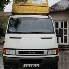 Utilitare auto - Iveco Daily 35c11, an 2000, 2.8 Diesel