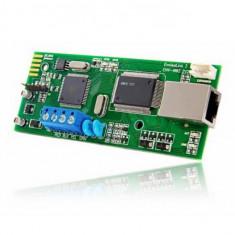Comunicator TCP-IP pentru centrale DSC, EnvisaLink 3 - Modul