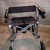 Scaun cu rotile - Cadru mobil - rollator