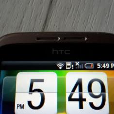 Telefon mobil HTC Wildfire, Argintiu, Neblocat - Vand HTC Wildfire liber de retea