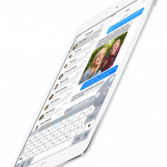 Tableta iPad Air 2 - Tableta Apple iPad Air 2, 9.7 inch, 16GB, WiFi, Silver