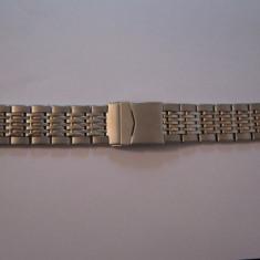 Bratara metalica de 26mm - 29 lei (noua) - Curea ceas din metal